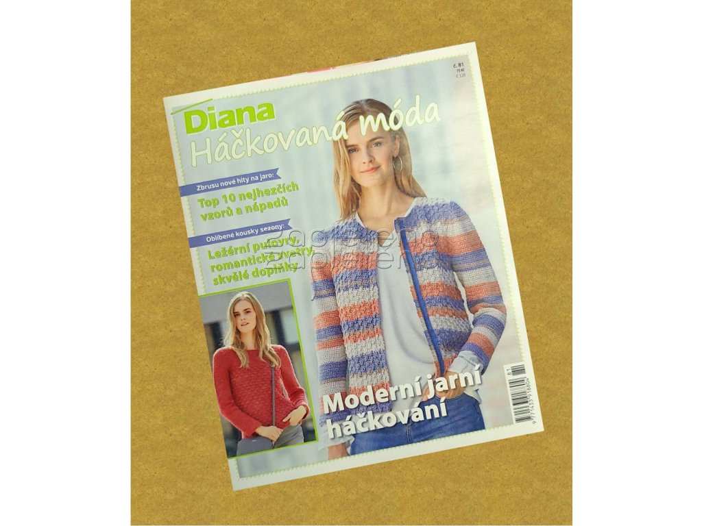 Diana Hackovana moda 81
