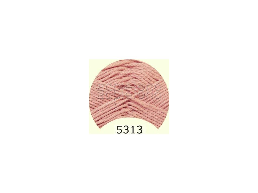 camilla 5313 starorůžová