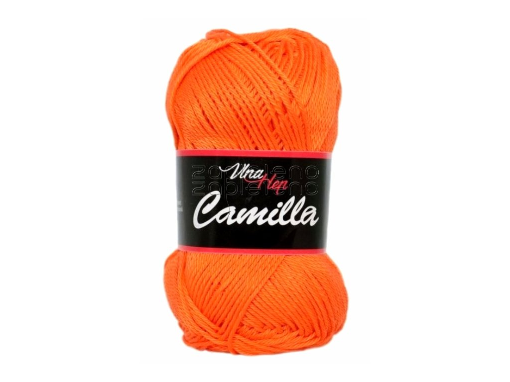 Camilla VH 8301 - jasná oranžová