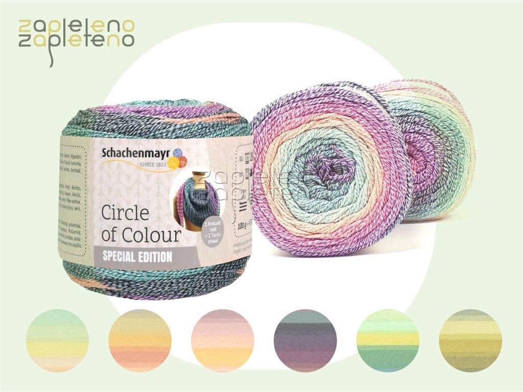 Circle of Colour Schachenmayr Zapleteno