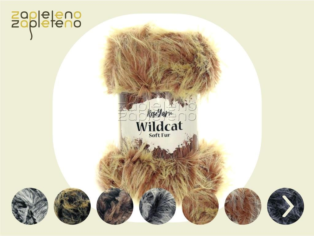 Wildcat Soft Fur Zapleteno
