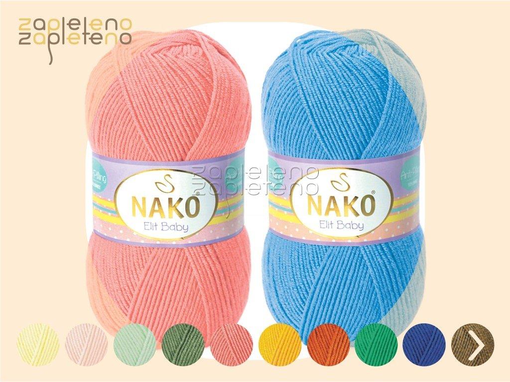 Elit Baby Nako Zapleteno