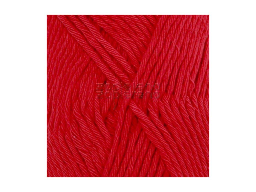 12 červená uni colour