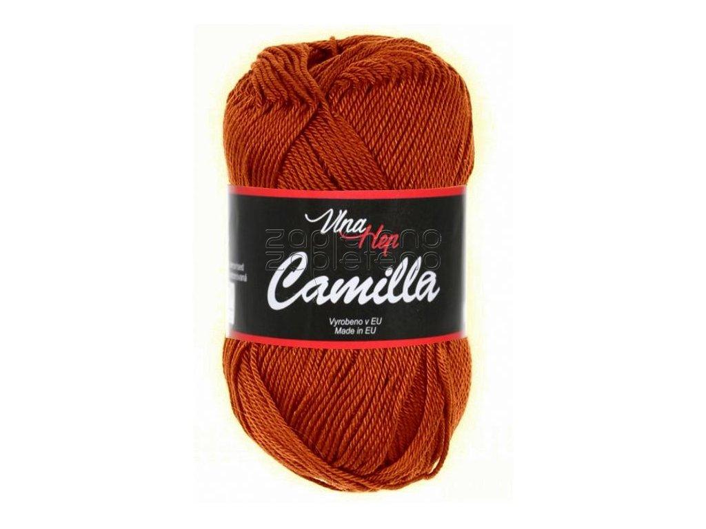 Camilla VH 8238 - rezavá
