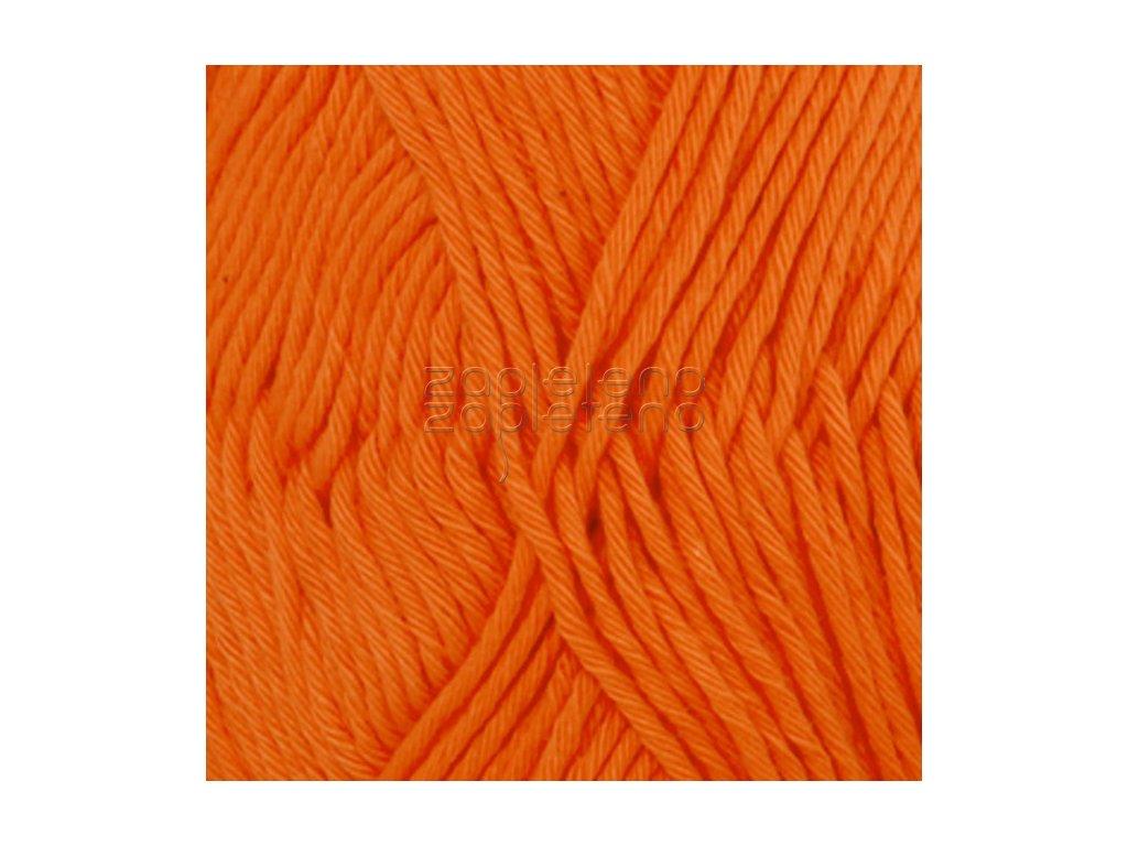 13 oranžová uni colour