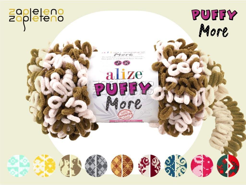 Puffy More Alize Zapleteno