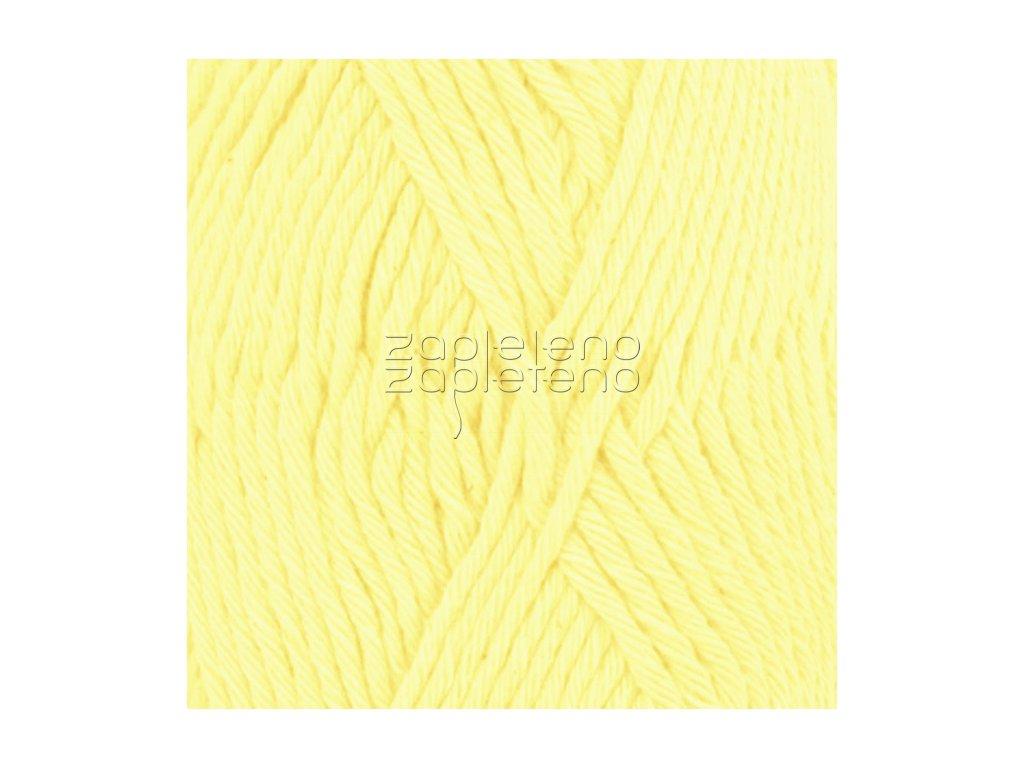 19 světlá žlutá uni colour 2787