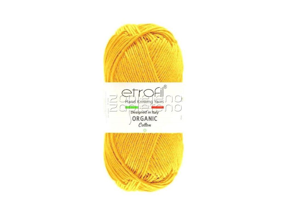 organic cotton EB042 horcicova