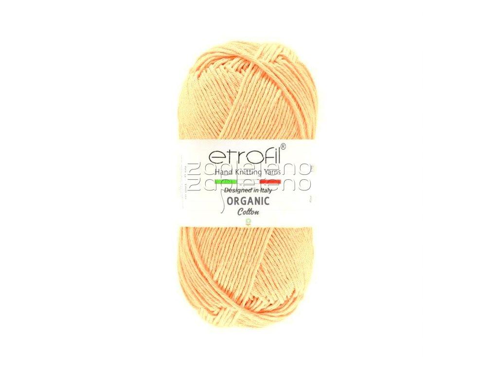 organic cotton EB046 svetla merunkova