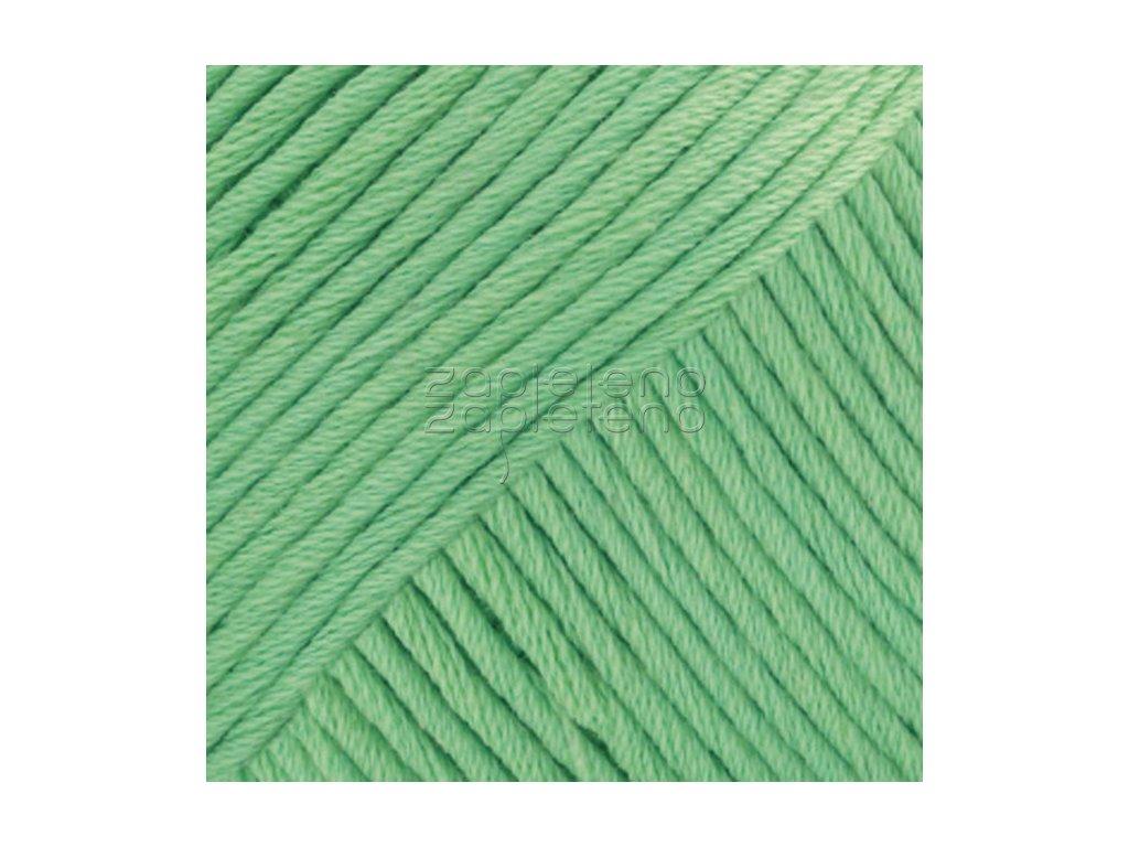 3 mátově zelená uni colour