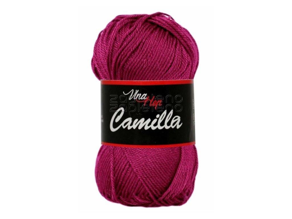 Camilla VH 8049 - tmavě purpurová