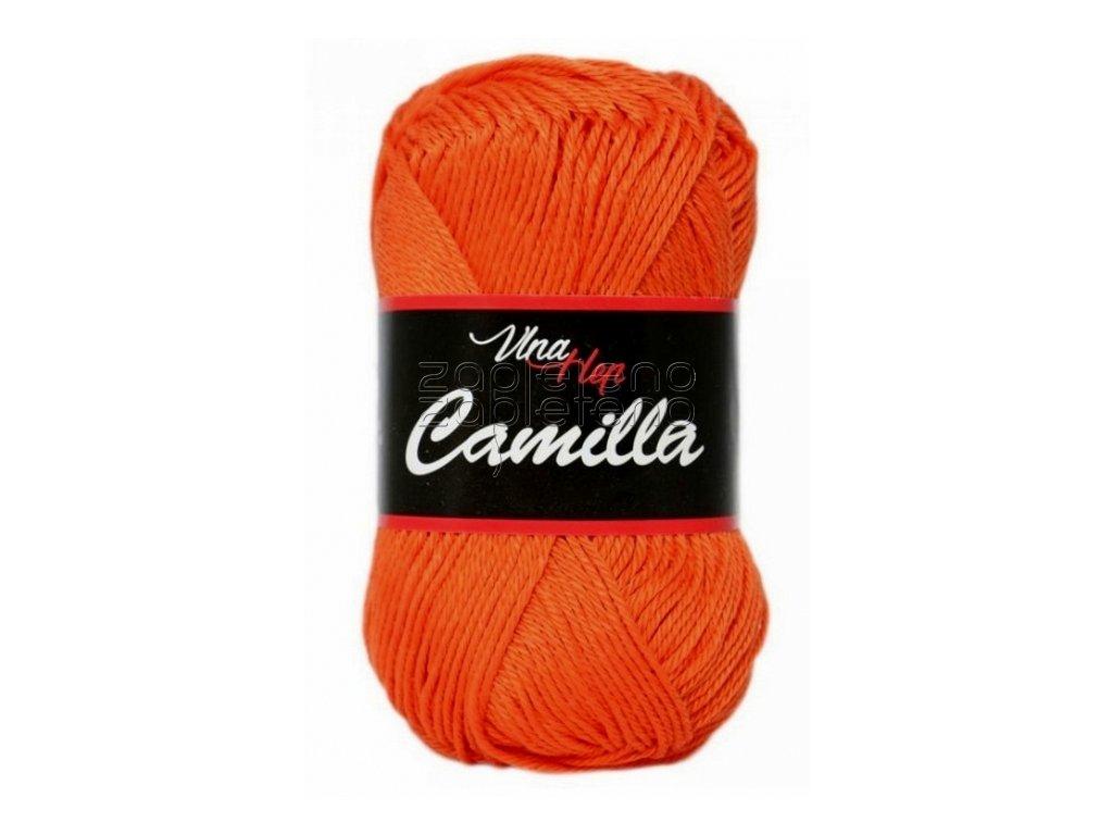 Camilla VH 8198 - tmavě oranžová