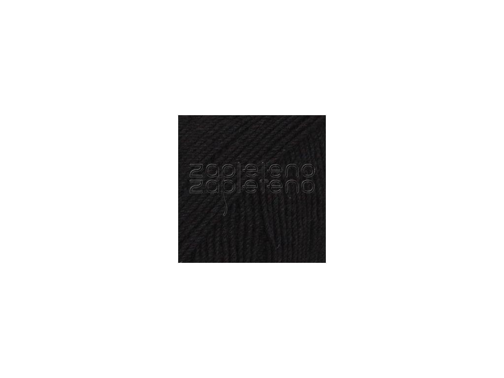 400 černá uni colour