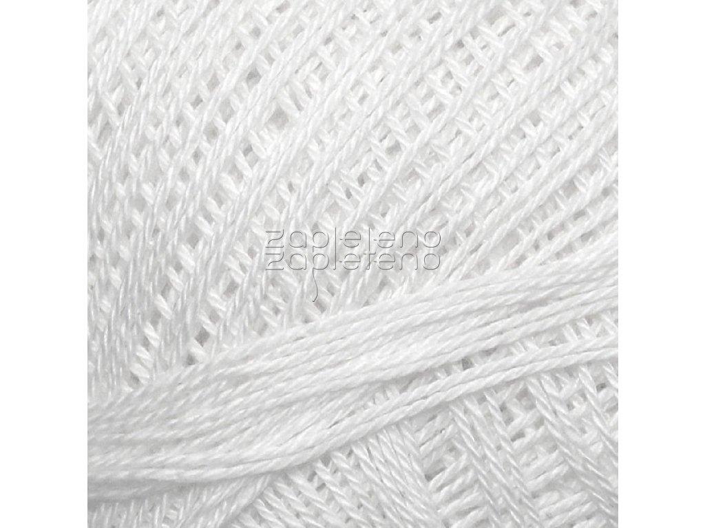 Sněhurka 0010 - bílá