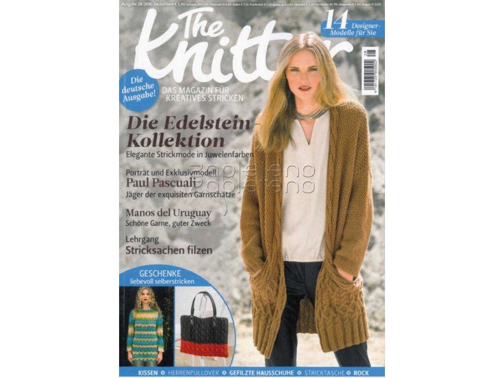 the knitter 28 16