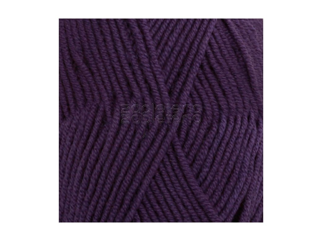 21 fialová uni colour