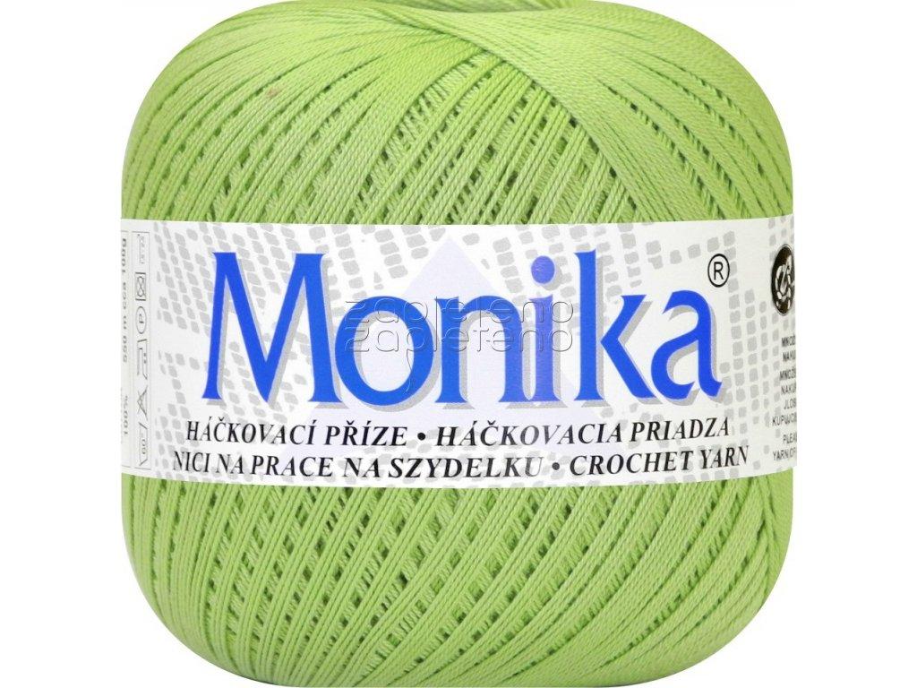 Monika 6224 - zelená světle olivová