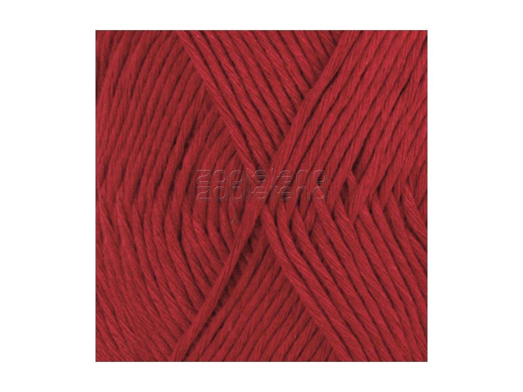 17 tmavá červená uni colour