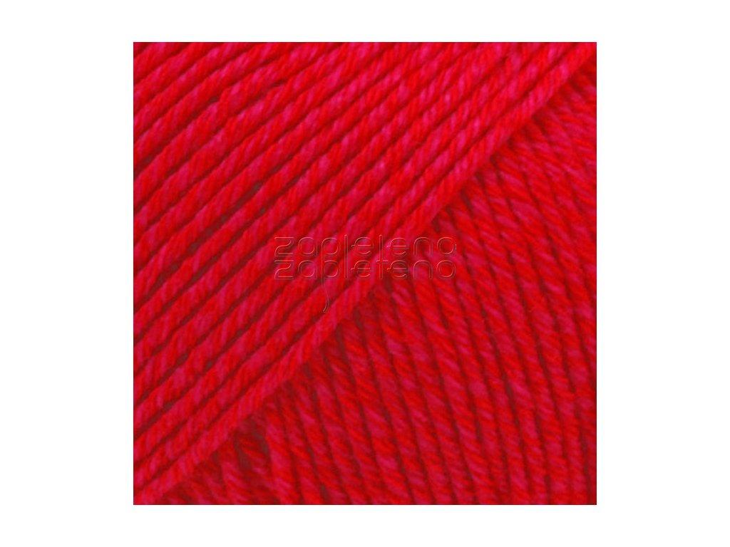 06 červená uni colour