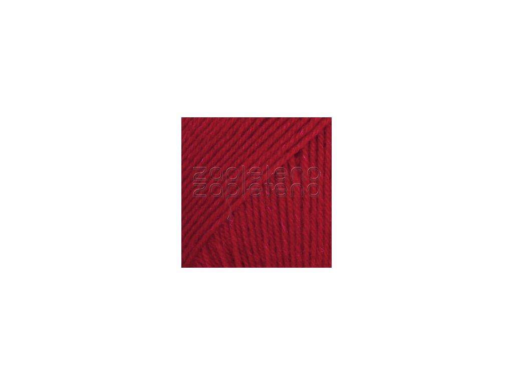 106 červená uni colour