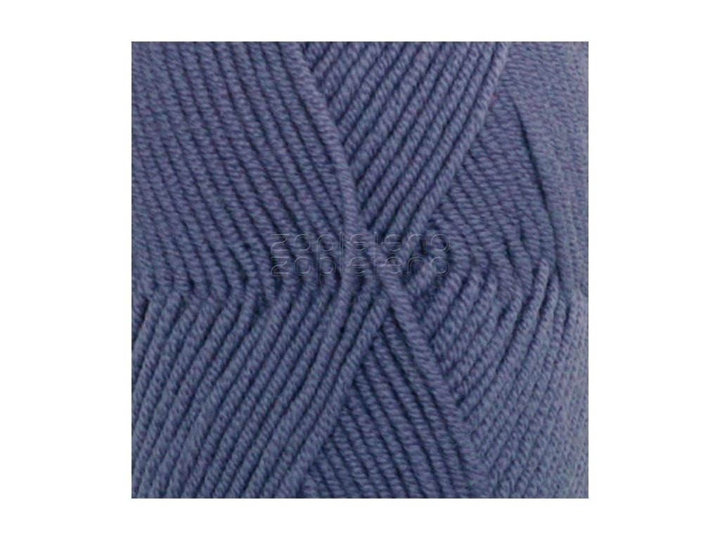 13 džínově modrá uni colour