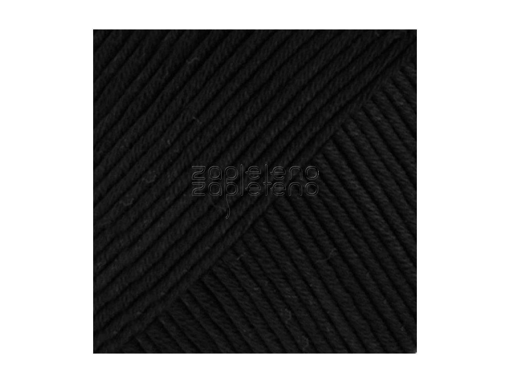 17 černá uni colour