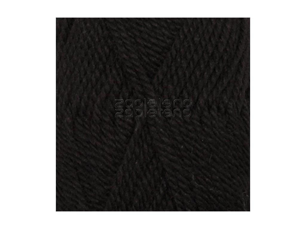 8903 černá uni colour
