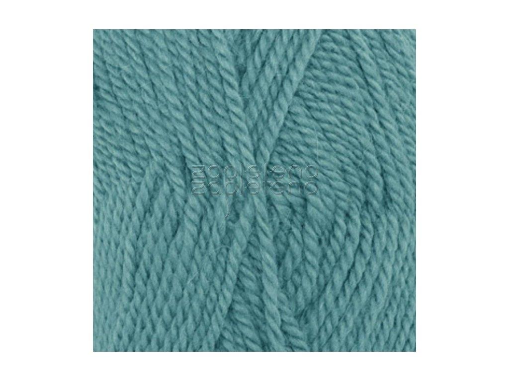 8911 tyrkysová uni colour
