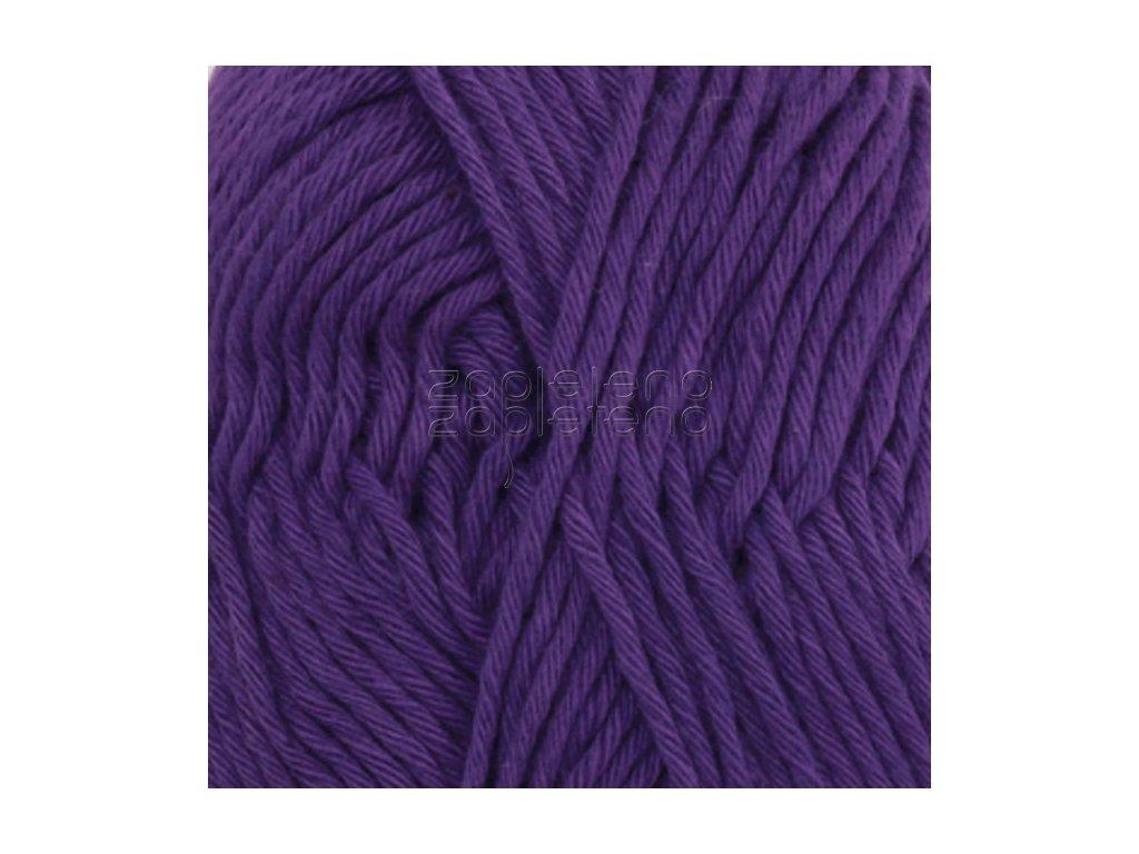 8 tmavá fialová uni colour