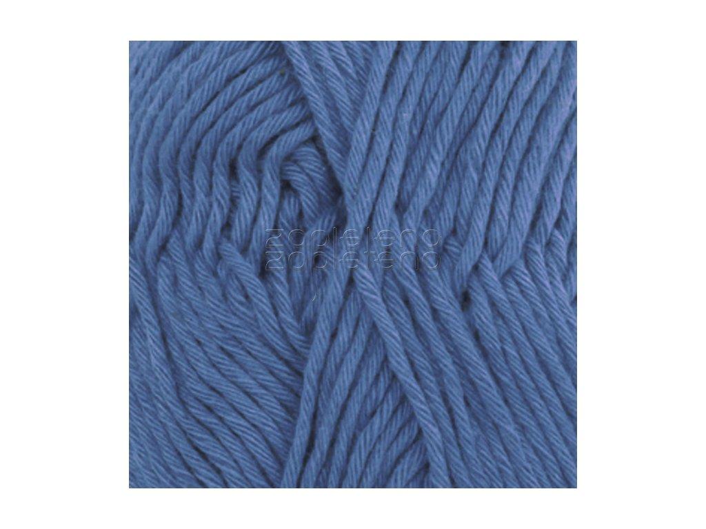 9 modrá uni colour