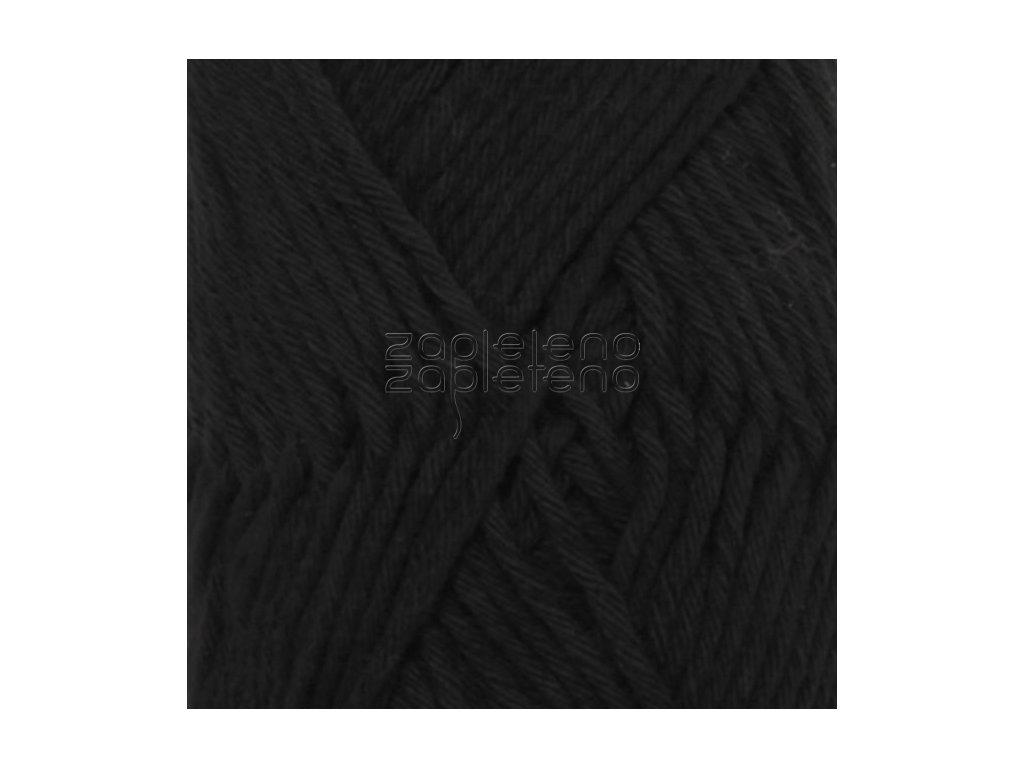 15 černá uni colour