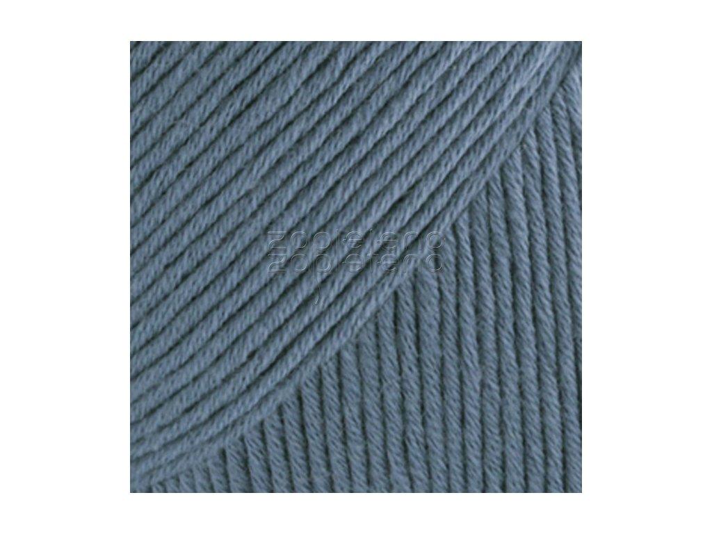 6 džínová modrá uni colour