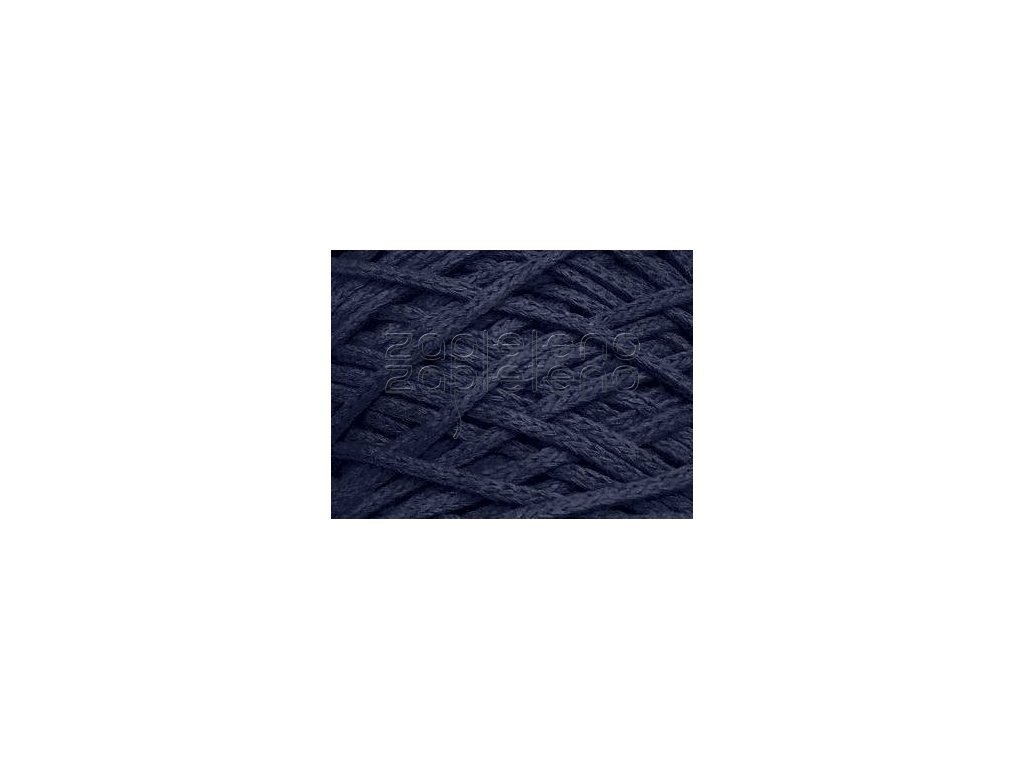 Pamuk Makreme 05 navy modra