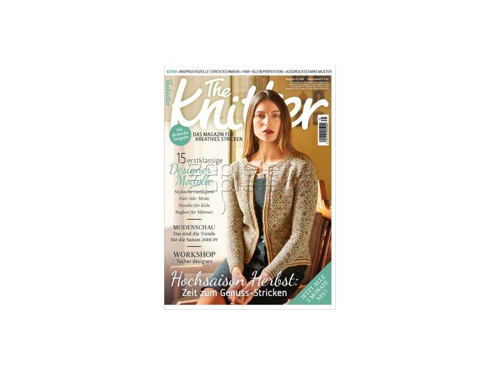 the knitter 35 18