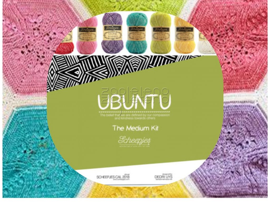 Ubuntu medium kit CAL 2018