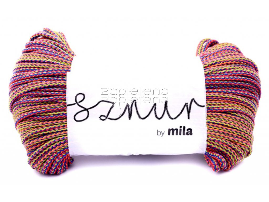 MILA RAINBOW 5mm Multicolor