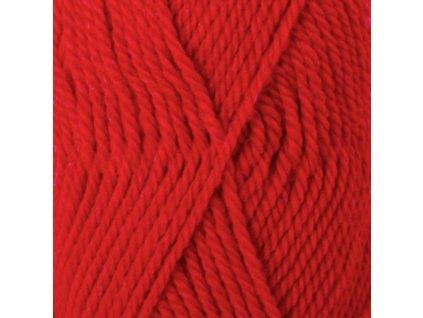 10 cervena uni colour