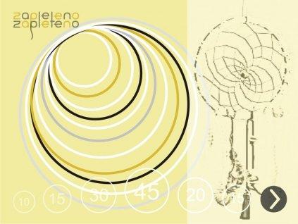 kruh drátěný