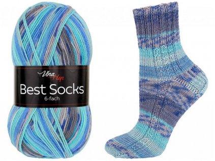 Best Socks 6fach VlnaHep Zapleteno