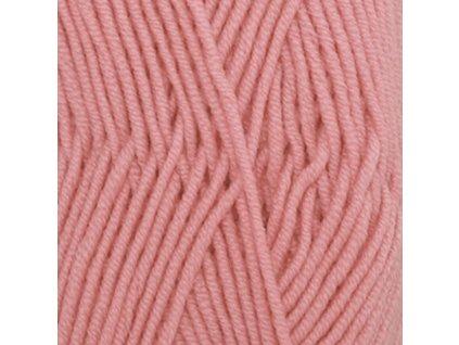33 růžová uni colour