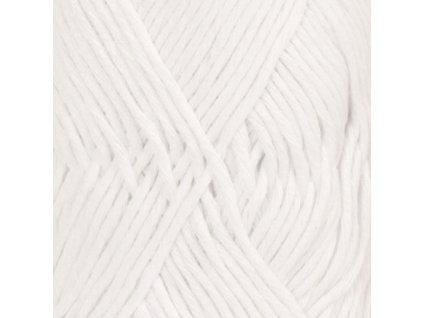 2 bílá uni colour