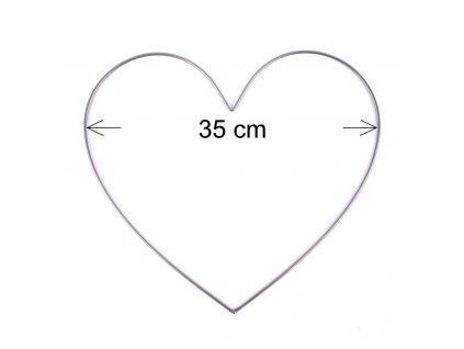 Srdce 35cm