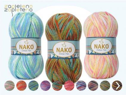 Bebe Mix Nako Zapleteno
