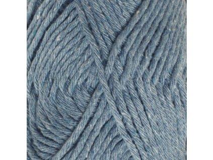 102 džínová modrá recycled denim