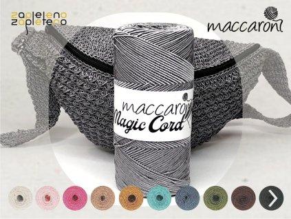 Magic Cord Maccaroni Zapleteno