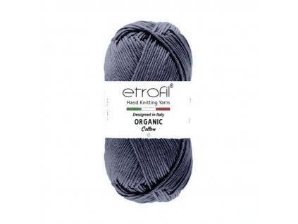 organic cotton EB051 indigo