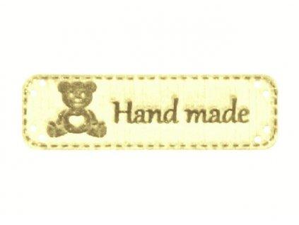 hand made medved kremova