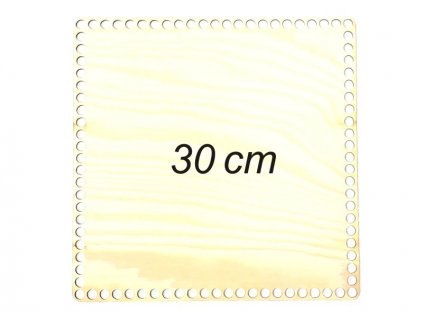 Dno ctverec 30cm