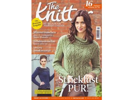 The Knitter 19 14