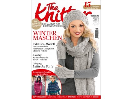 The Knitter 20 14